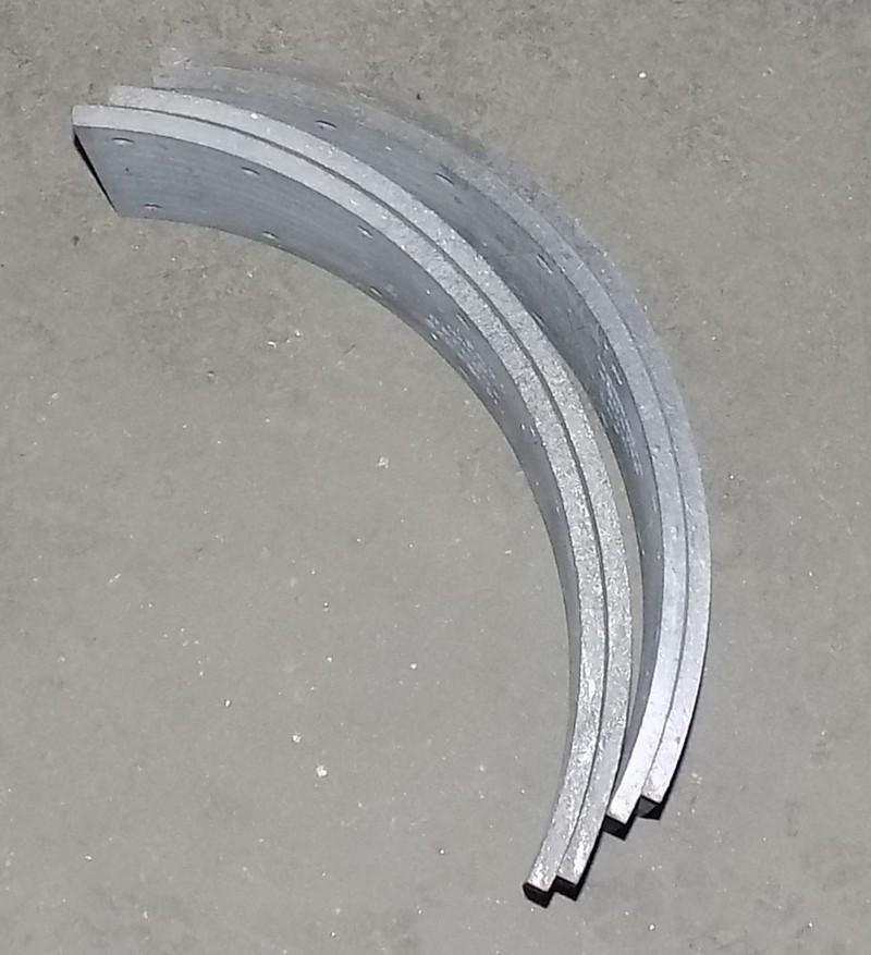 Bremsbelagsatz 140x8 p.f. HW80 B3755-410 [15-000339]