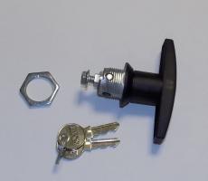 T-Griff mit Schloss für Werkzeugkiste