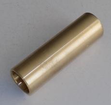 Messingbuchse 25x30x100 mit Nut p.f. SAF 1230008700