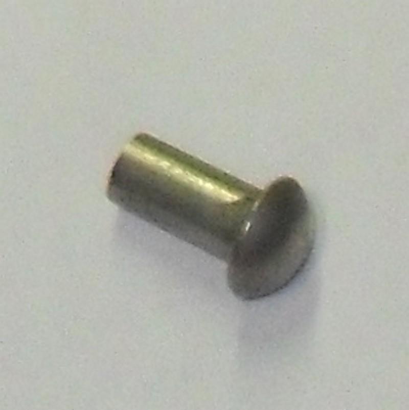 Halbrundniet Stahl 6x12 [660.6X12]