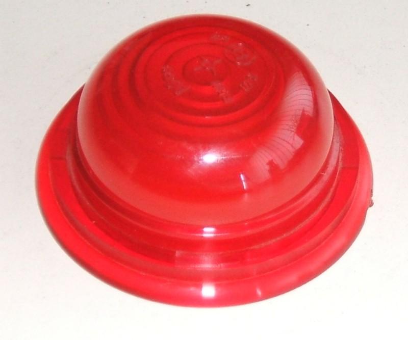 Ersatzglas ROT für Positionsleuchten [000.117-00]
