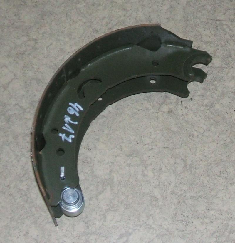 Bremsbacke 420x200 p.f. BPW 0509127542 [046.217-00]