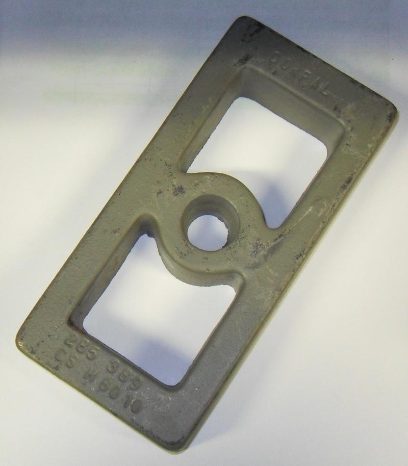 Federplatte 27x90x190 p.f. Scania 1377684 [03-000003]
