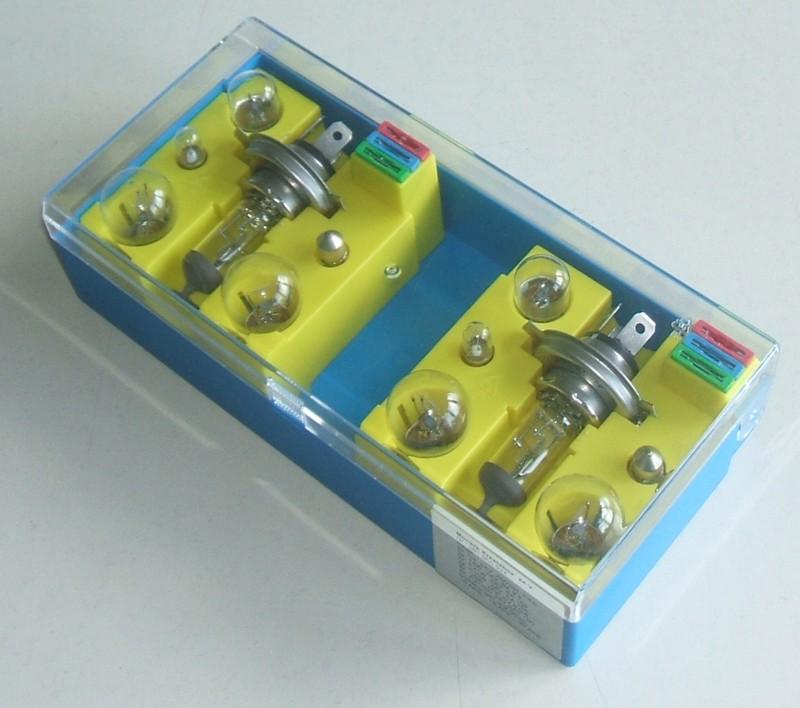 Glühlampenbox H4 24V doppelt [091950924]