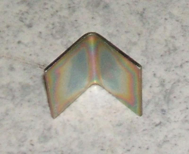 Ausgleichswinkel 1,0mm p.f. Kässbohrer 418233015198 [10-000010]