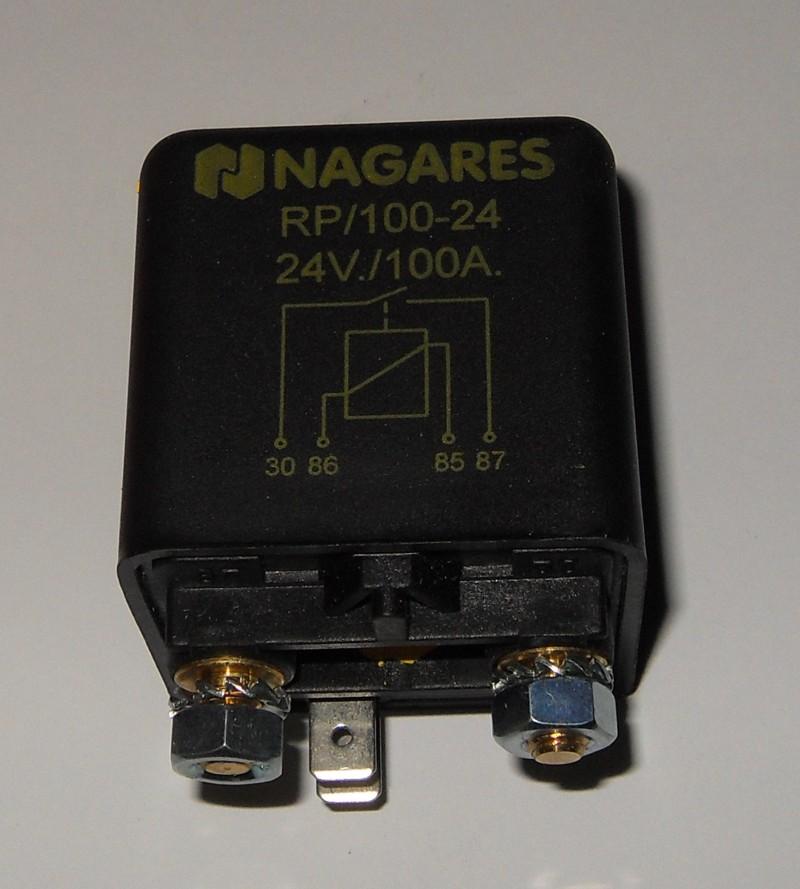 Relais RB/100-24  24V 100A [105754]