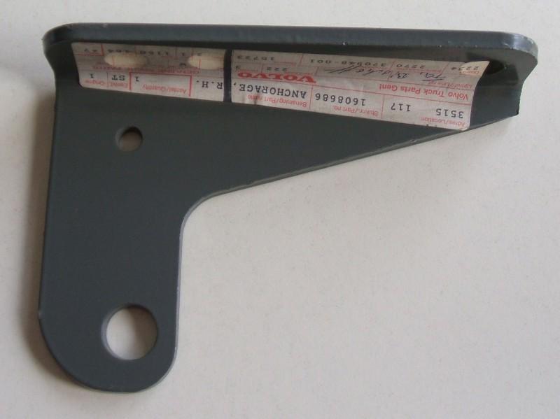 Halterung Stoßdämpfer am Rahmen p.f. Volvo 1608686-0 [13-000009]