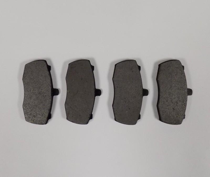 Scheibenbremsbelag-Satz 126,7x71x18mm [15-000346]