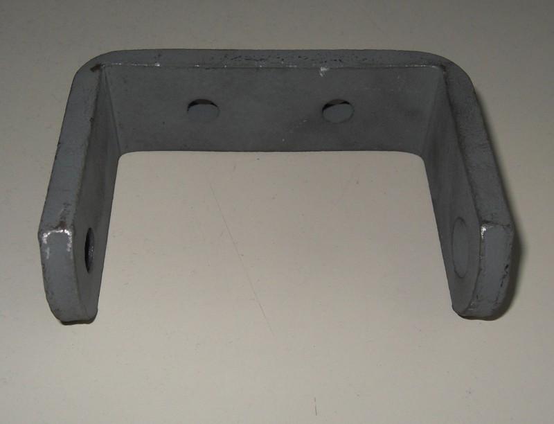 Federklammer Form C - 2 Loch 02  35x8x94/50 [17210600]