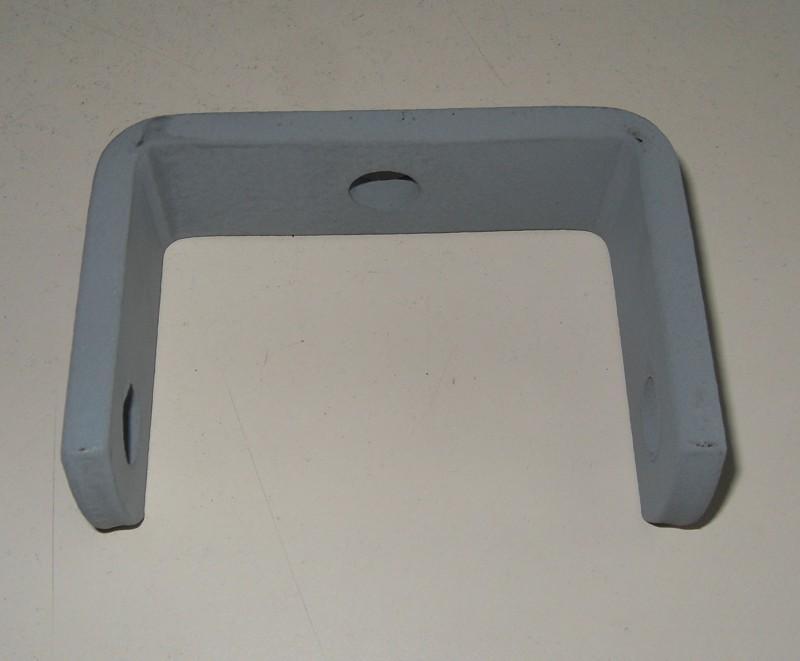 Federklammer Form C - 1 Loch 35x8x94/50 [17214500]