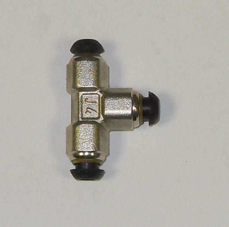 Schnellverbinder T-Stück 4mm [244339]