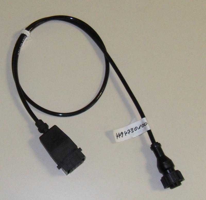 ABS-Verbindungskabel p.f. WABCO f. EBS 1m 4494730100 [26-000021]