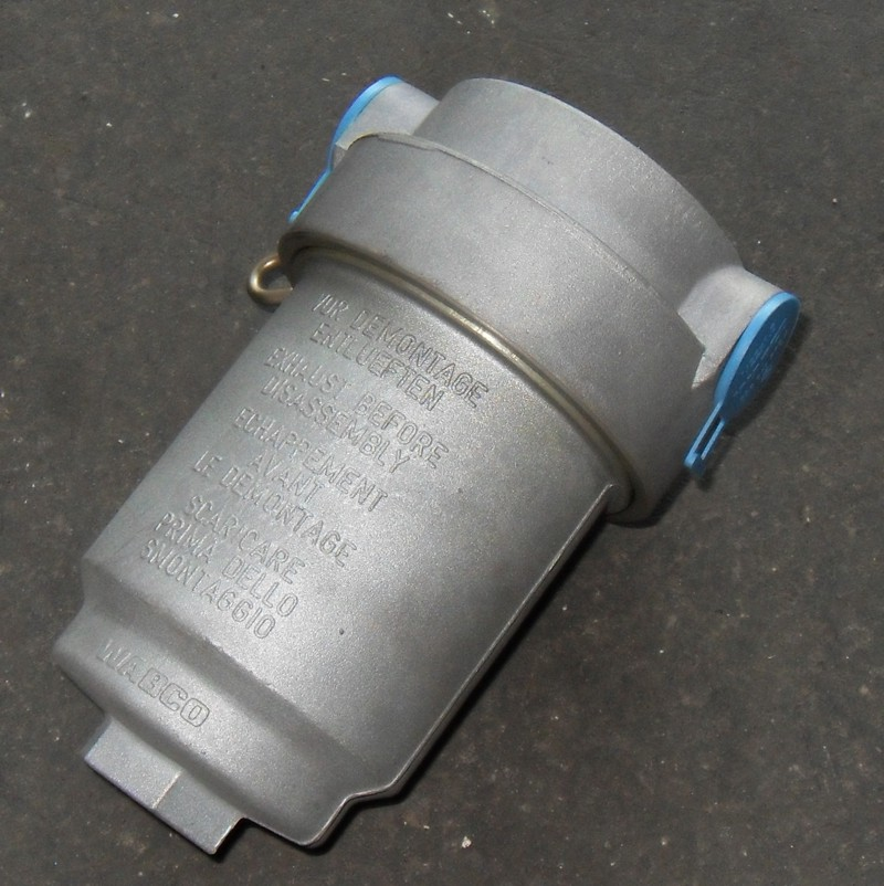Druckluftreiniger M22x1,5 p.f. Mercedes A0004292795 [26-000029]