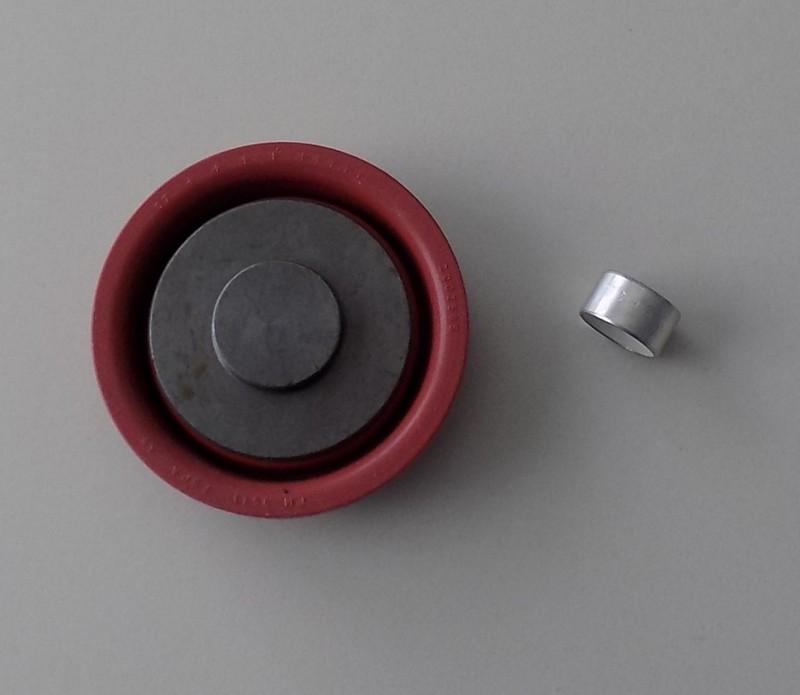 Druckstück mit Faltenbalg SN5 p.f. MAN 81508026029 [26-000650]