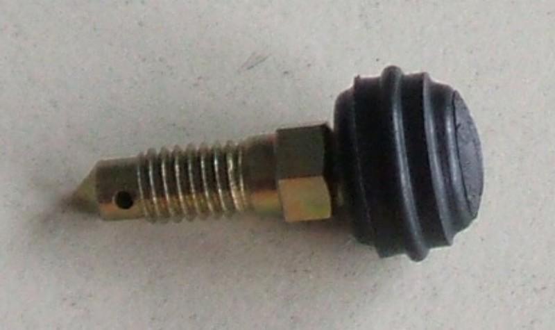 Entlüfterventil mit Staubkappe p.f. M26 [27-000110]