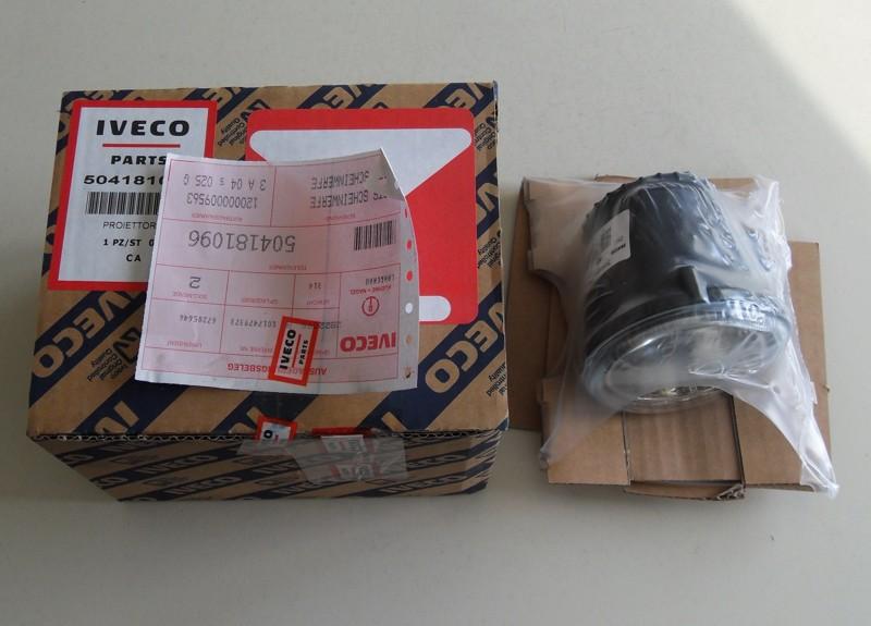 Fernscheinwerfer re+li p.f. IVECO Stralis 504181096 [32-000024]