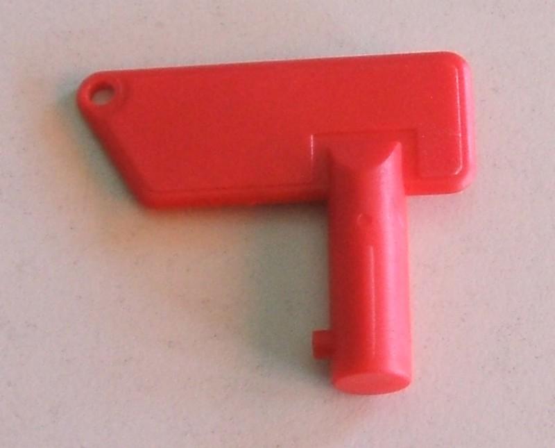 Schalthebel Batteriehauptschalter [32-000719]