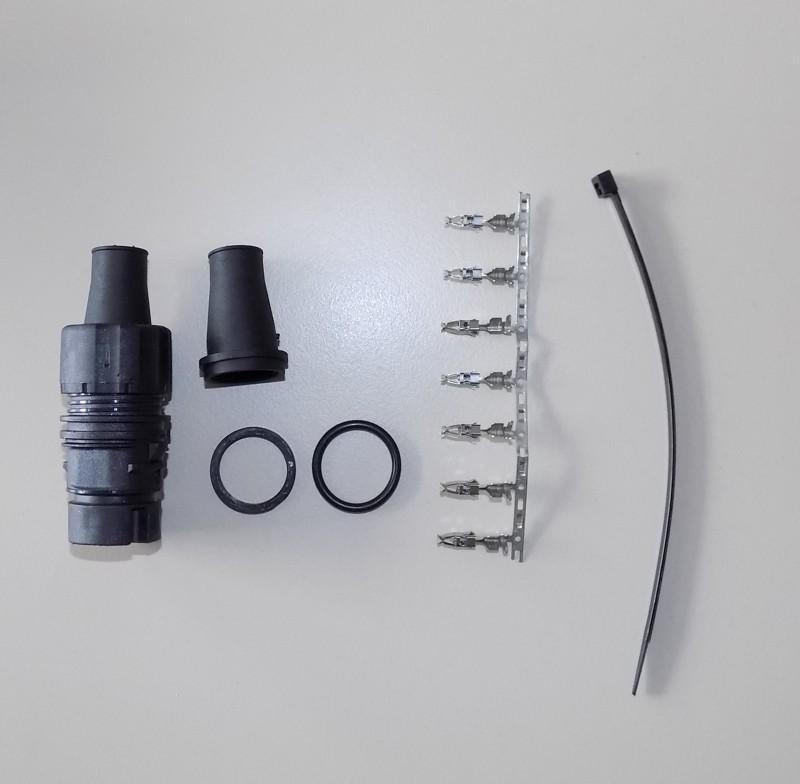 Steckdose Reparatursatz 7-polig p.f. DAF 0910348 [32-000725]