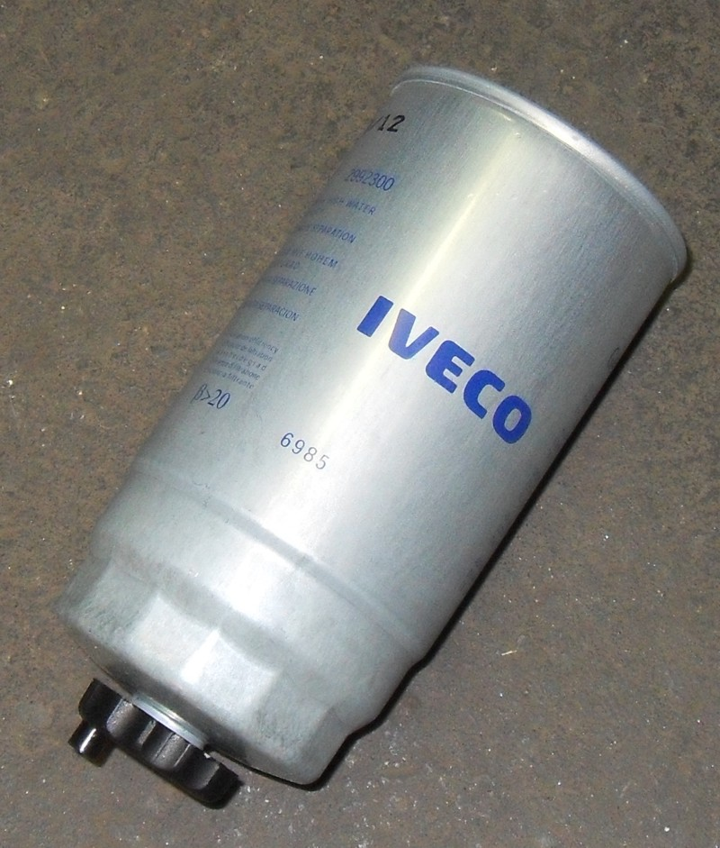Kraftstofffilter p.f. IVECO Daily 2995300 [38-000006]