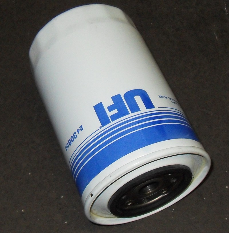 Kraftstofffilter p.f. IVECO 001901605 [38-000009]