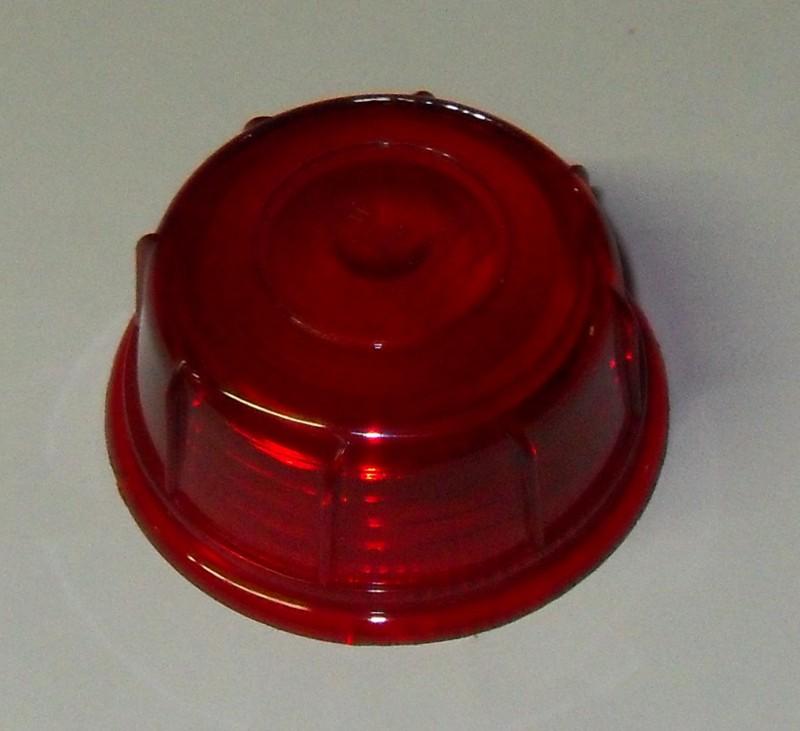 Lichtscheibe für Begrenzungsleuchte rot 60mm Durchm. [40117102]
