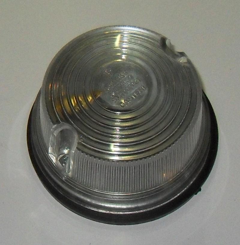 Positionsleuchte 12V/24 weiß 76mm Durchm. li/re [40136003]