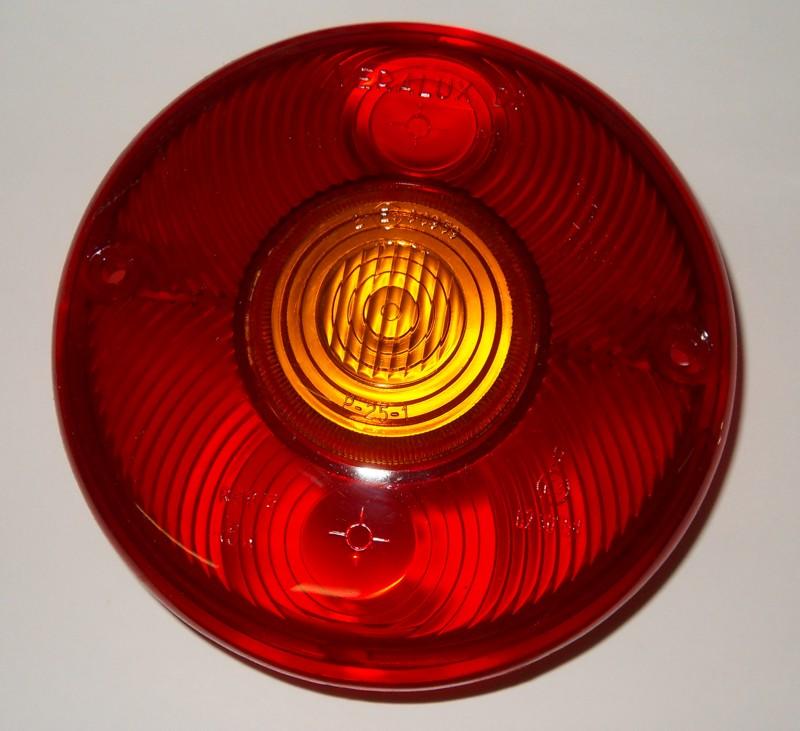 Lichtscheibe rund Du: 140mm [40201102]