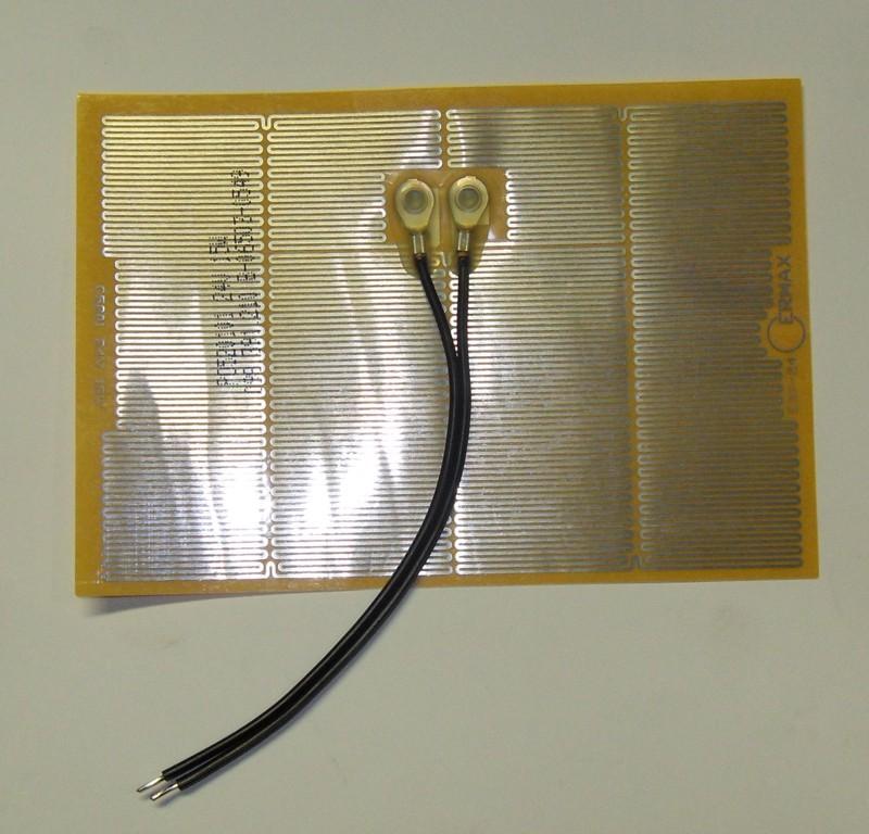Heizfolie 24V 15W 160x110mm [43-000044]