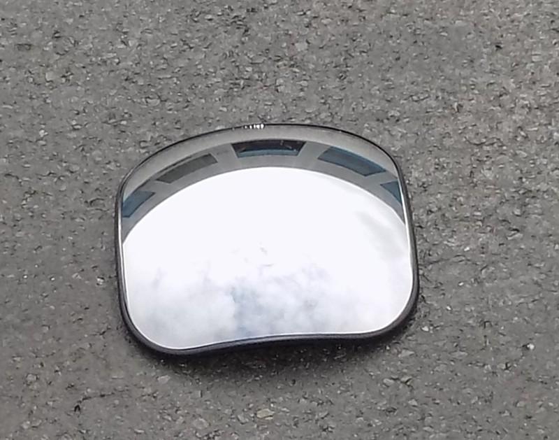 Spiegelglas 24V p.f. Mercedes Actros 0028112333 [43-000089]