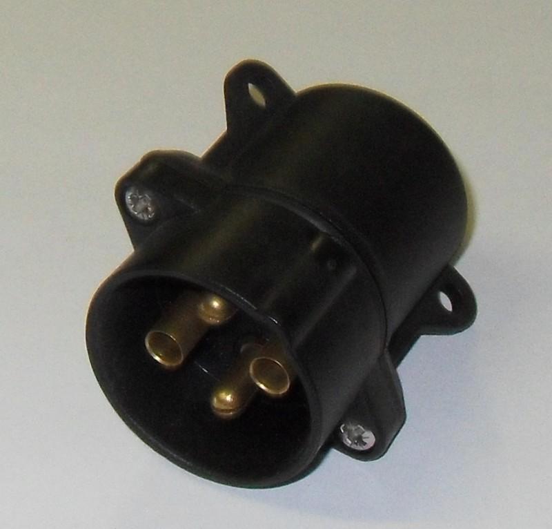 Stecker 4-polig Kunststoff p.f. MAN 81254350037 u.a. [51305514]