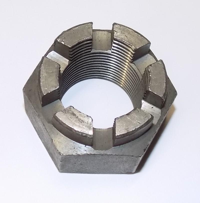 Kronenmutter M30x2 DIN935 30mm hoch [935.30X2]