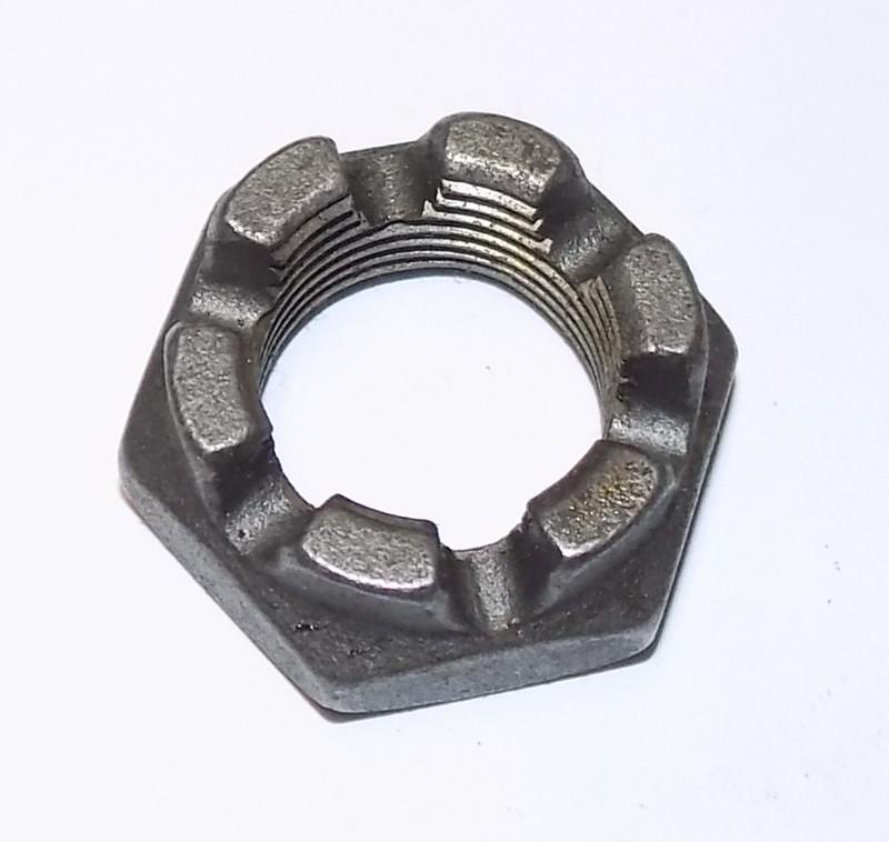 Kronenmutter M20X1,5 DIN937 13mm hoch [937.20X1,5]
