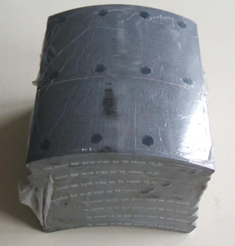 Trommelbremsbelagsatz 225mm 1.Übermaß p.f. Volvo [19940199008033