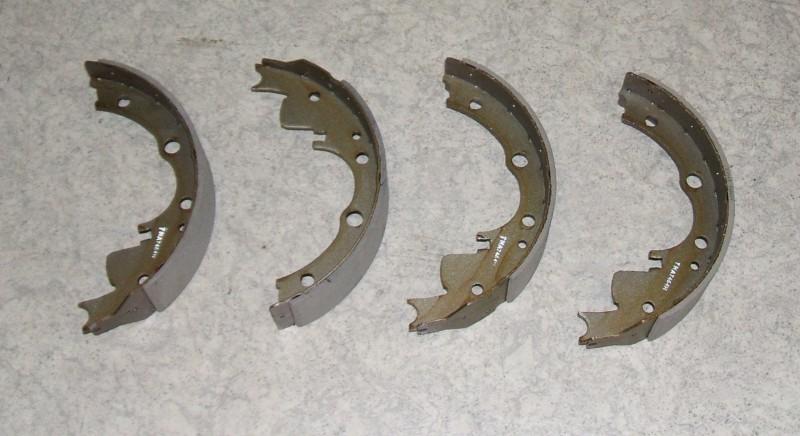Bremsbackensatz p.f. DAF400 [LBU6500]