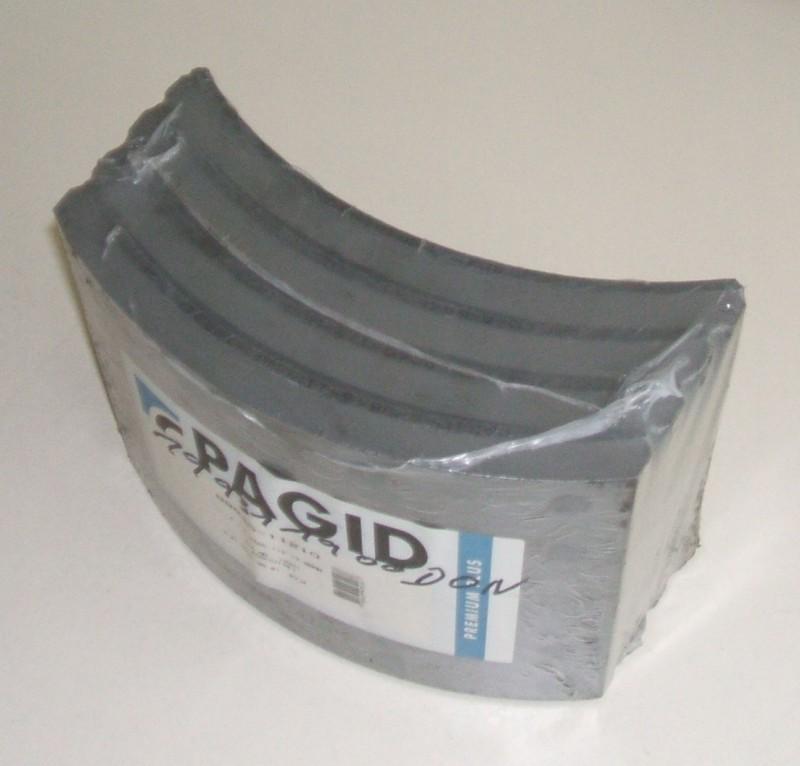 Trommelbremsbelagsatz 178mm Grundmaß p.f. Scania [199311900DON]
