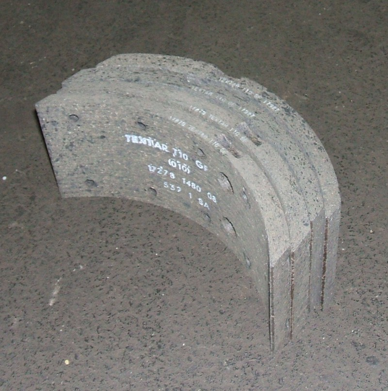 Trommelbremsbelagsatz 105mm 2.Übermaß p.f.Mercedes[17278148010]