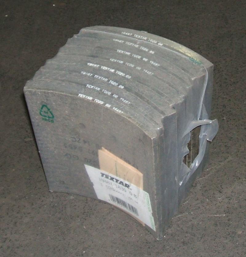 Trommelbremsbelagsatz Asbestfrei T020 [194871830020]