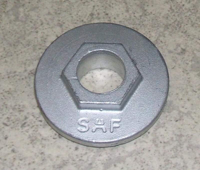 Einschweißbuchse Luftfederung p.f. SAF [1251200101]