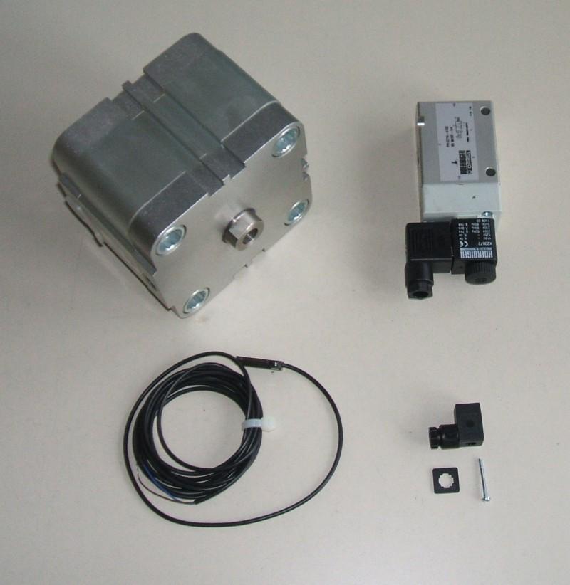 Kompaktzylinder PA63140-0025 inkl. Zubehör