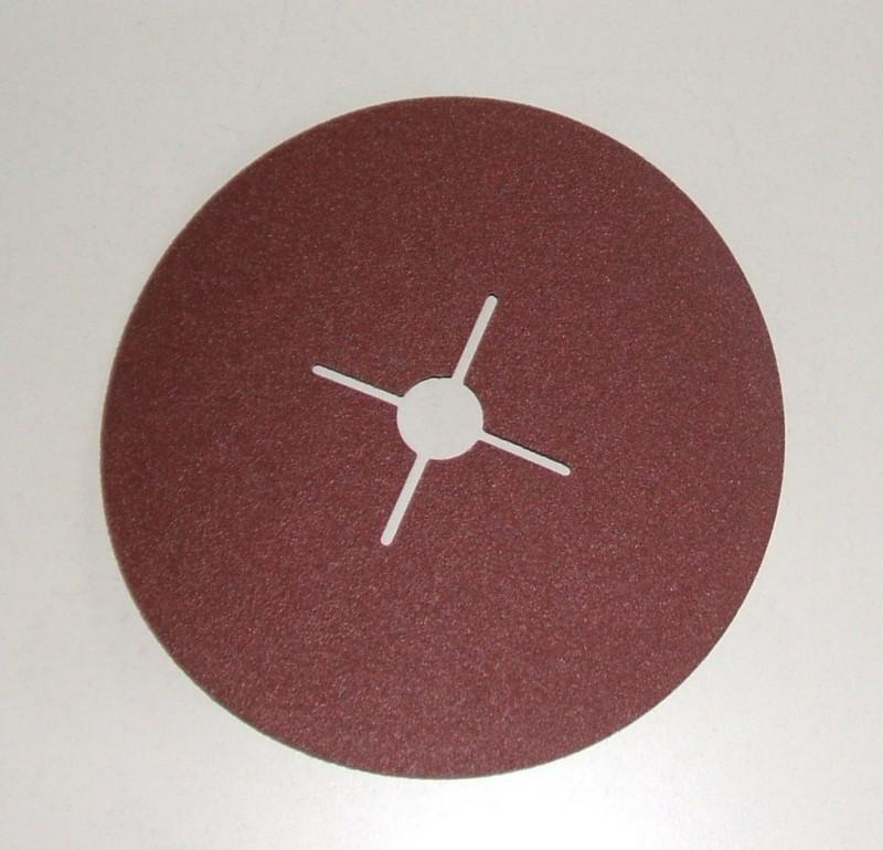Schleifscheibe 180mm Durchmesser Fiber [11064]