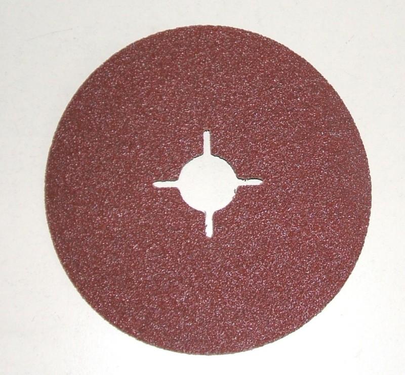 Schleifscheibe 125mm Durchmesser Fiber [11013]