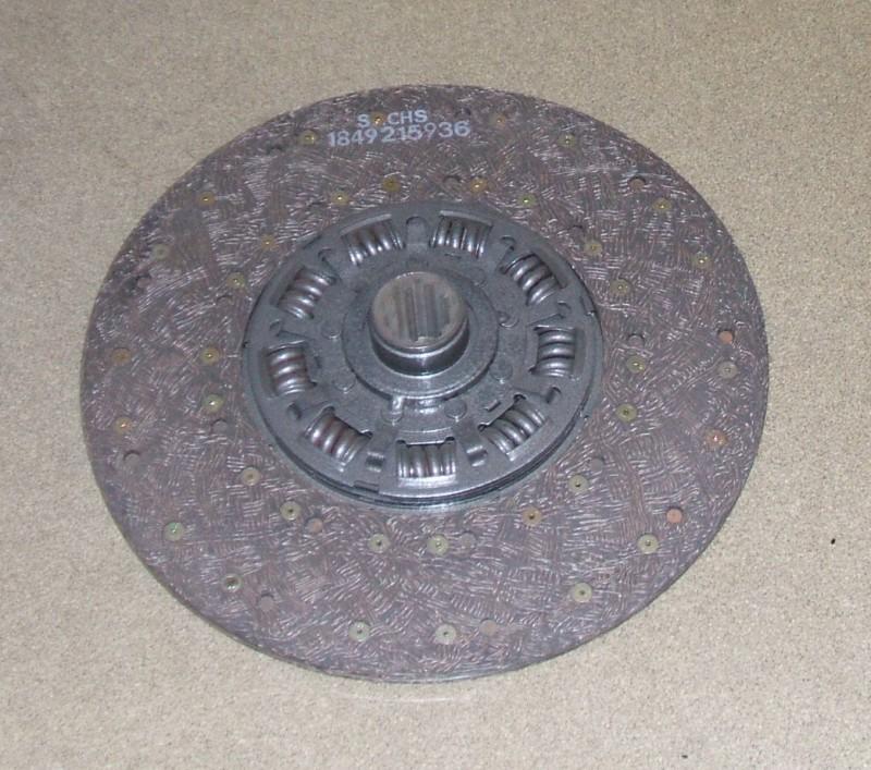 Kupplungsscheibe MAN SR 321 H p.f. 81303010191 [1861911232]
