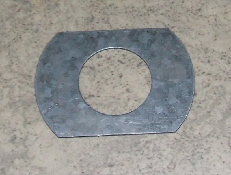 Platte 45x98,5x1,75 p.f. SAUER/ROR 21202756 [066.570-00]