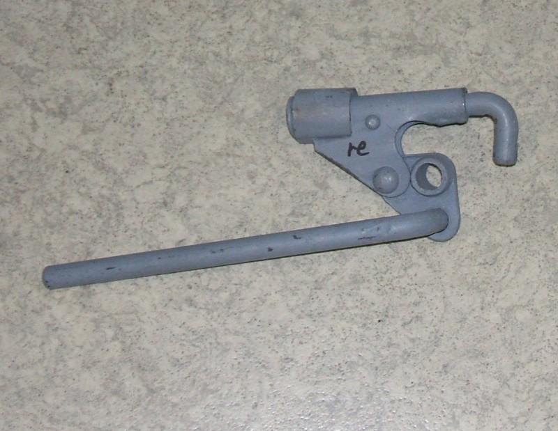 Bordwandverschluss rechts p.f. HW80 [130103036]