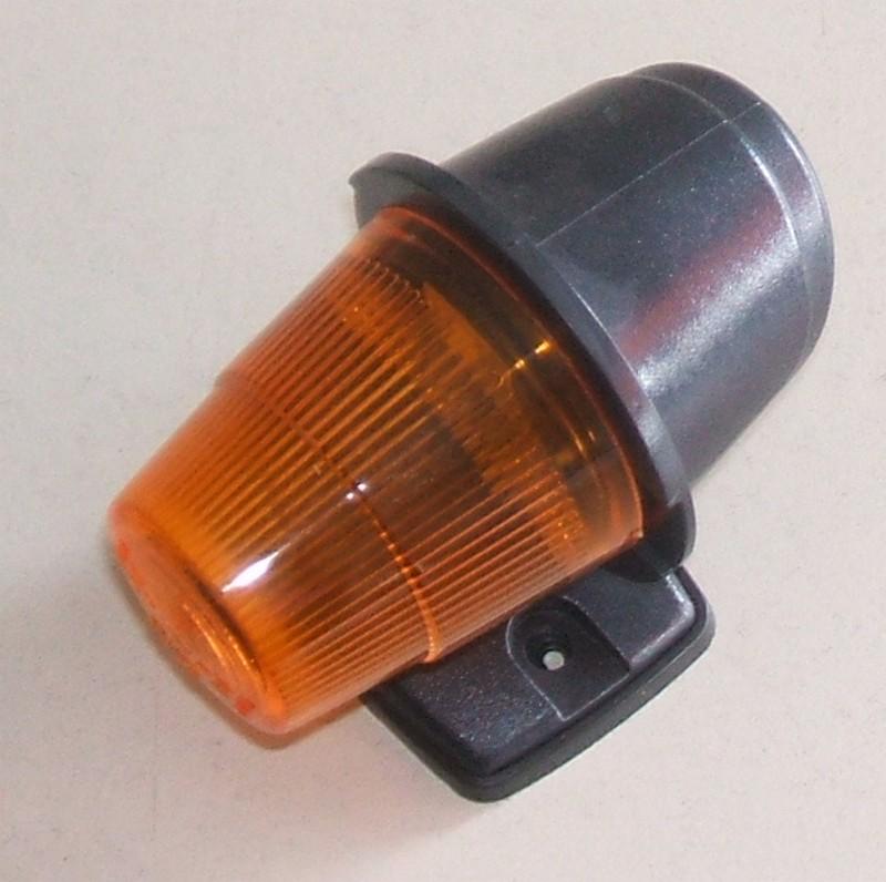 Positionsleuchte orange, Dachaufbau [40126001]