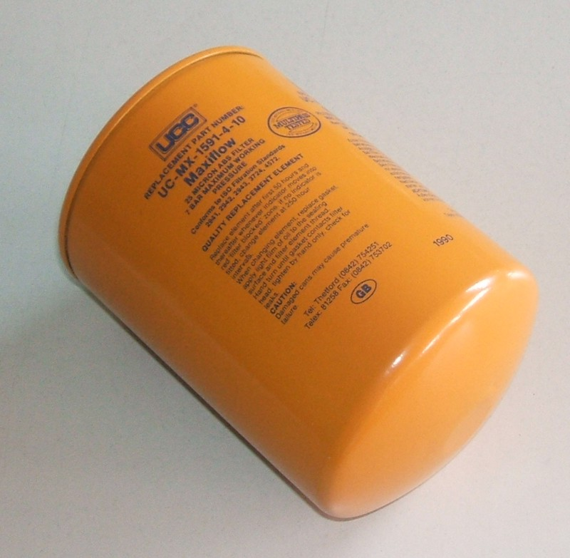 Getriebehydraulikfilter [W1374/2]