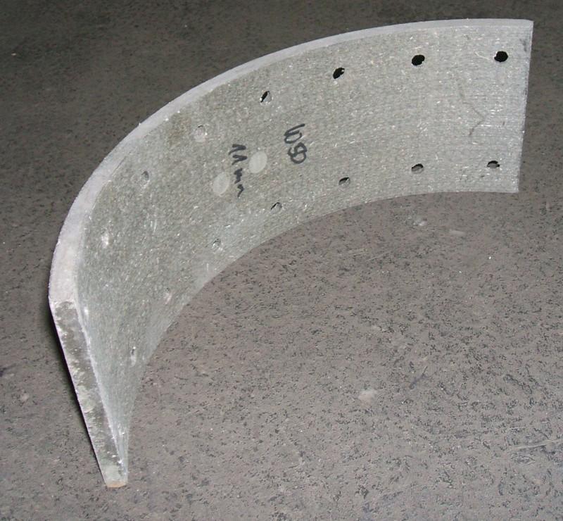 Bremsbelag lang 11mm p.f. W50 [0261065]