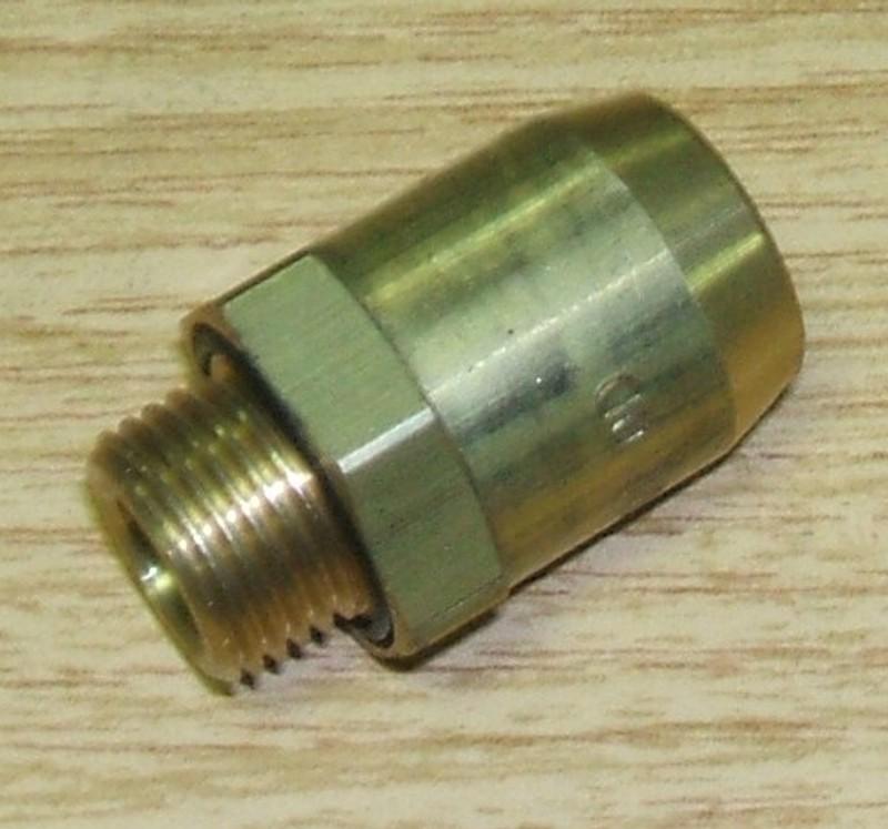 MS-Verschraubung GE-M 16x1,5 / 1/2