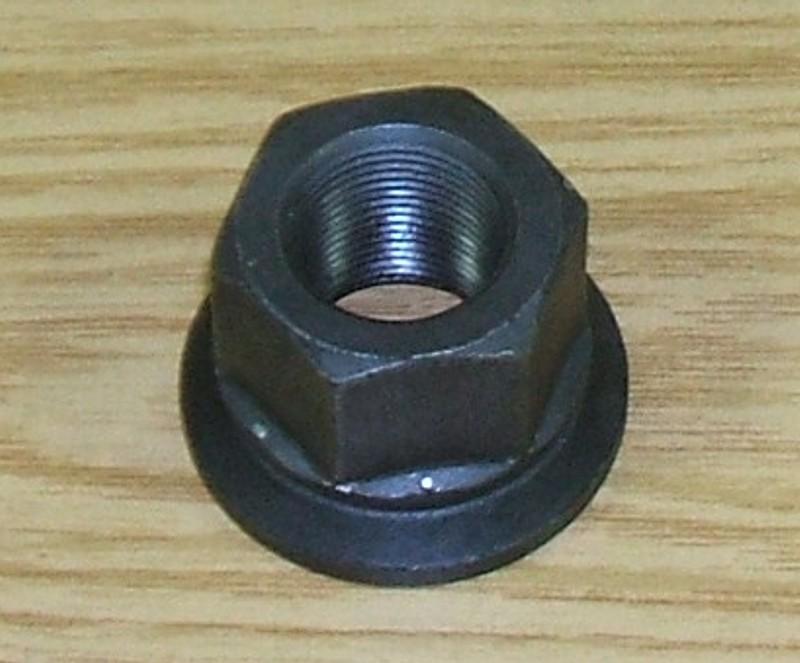 Radmutter M22x1,5 SW33 p.f. Frühauf 31272 [167.004-00]