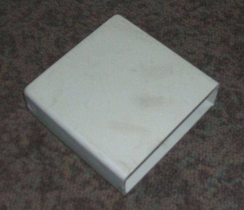 Kunststoff-Endstopfen f. Spriegellatte 25x100 [13.1383]